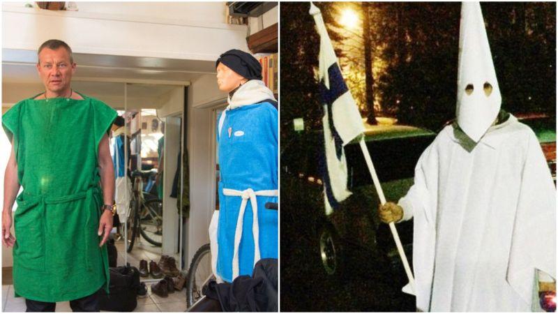 SAHINAD! Otepää ekslinnapea Jaanus Raidali äri viis põhja suurtellimus Soome Klu Klux Klanilt