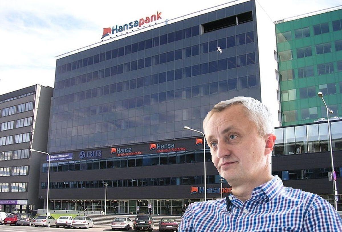 Pankur on solvunud, et rootslased tema panka teist korda ära osta ei soovi