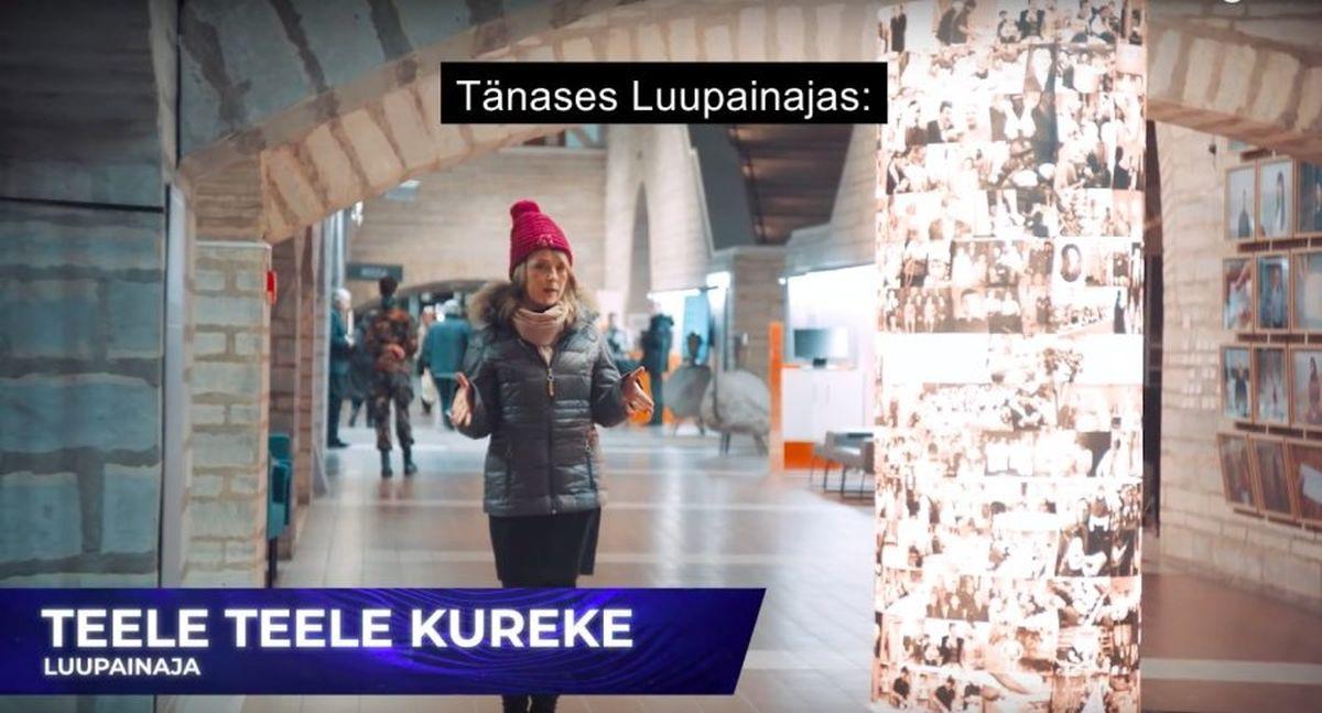 VIDEO! Eest ära, KUUUURIJA! Katrin Lusti saade sai ülitugeva konkurendi!