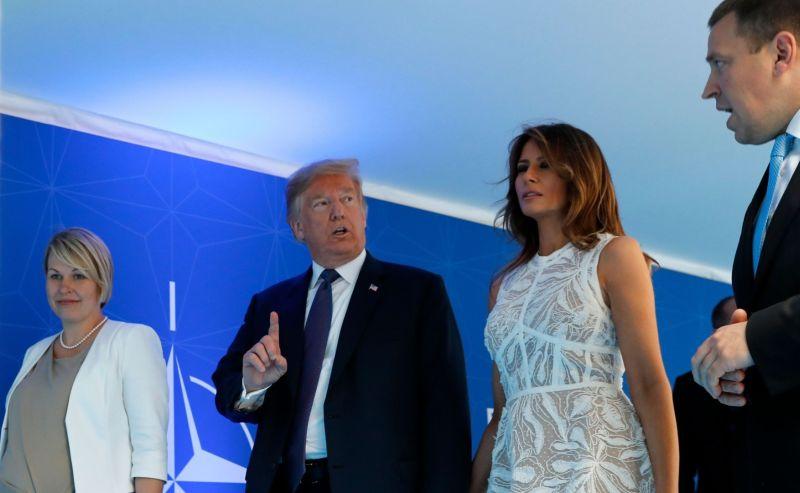 Valitsus hakkab arutama, milline Eesti saar USA-le müüa, et Trump külla meelitada