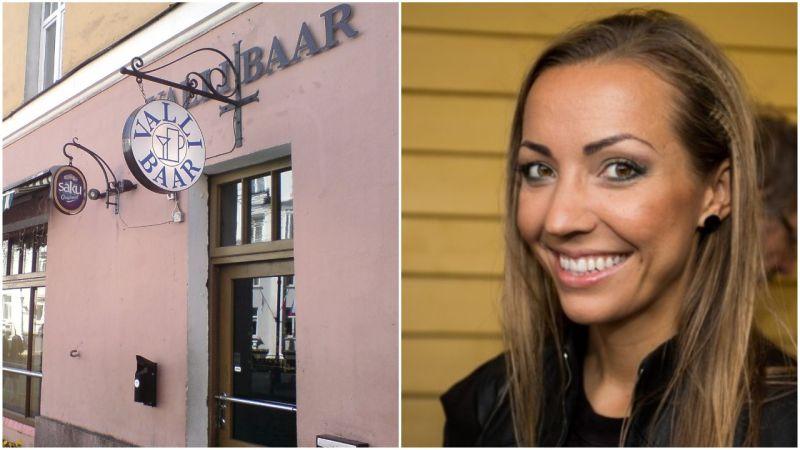 Eesti sai esimese Kertu Jukkumi vaba baari