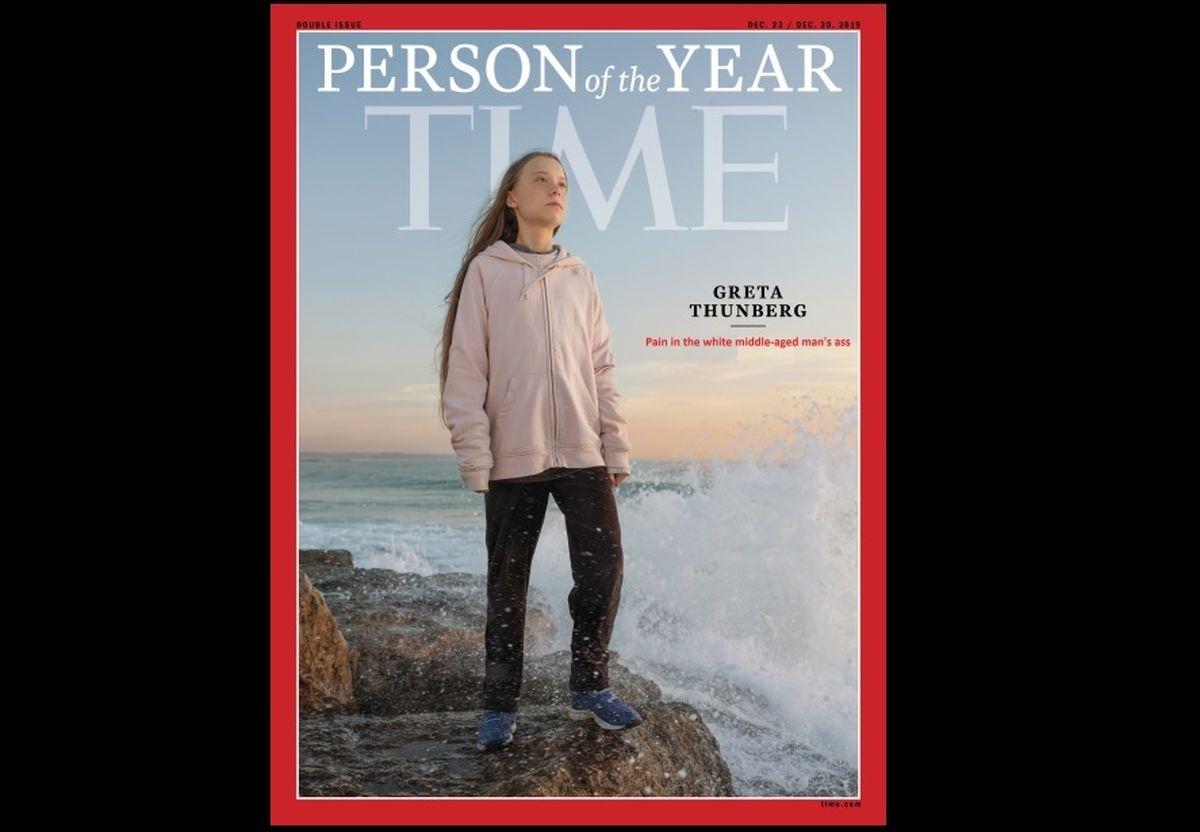 Aasta inimeseks valiti noor tüdruk, kes on põhjustanud tuhandetel keskealistel valgetel meestel südameataki