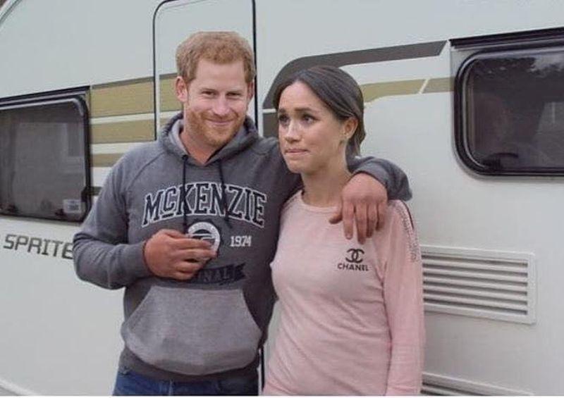 OHOH! Prints Harry ja Meghan kolivad Eestisse! Harryst saab Oleg Grossi piloot, Meghan saab rolli Õnne 13-s