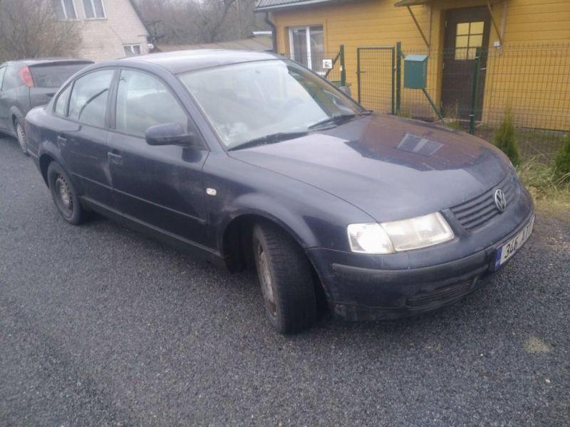 LÕUNA-EESTI ŠOKIS: Võrus osteti esimene sedaankerega auto