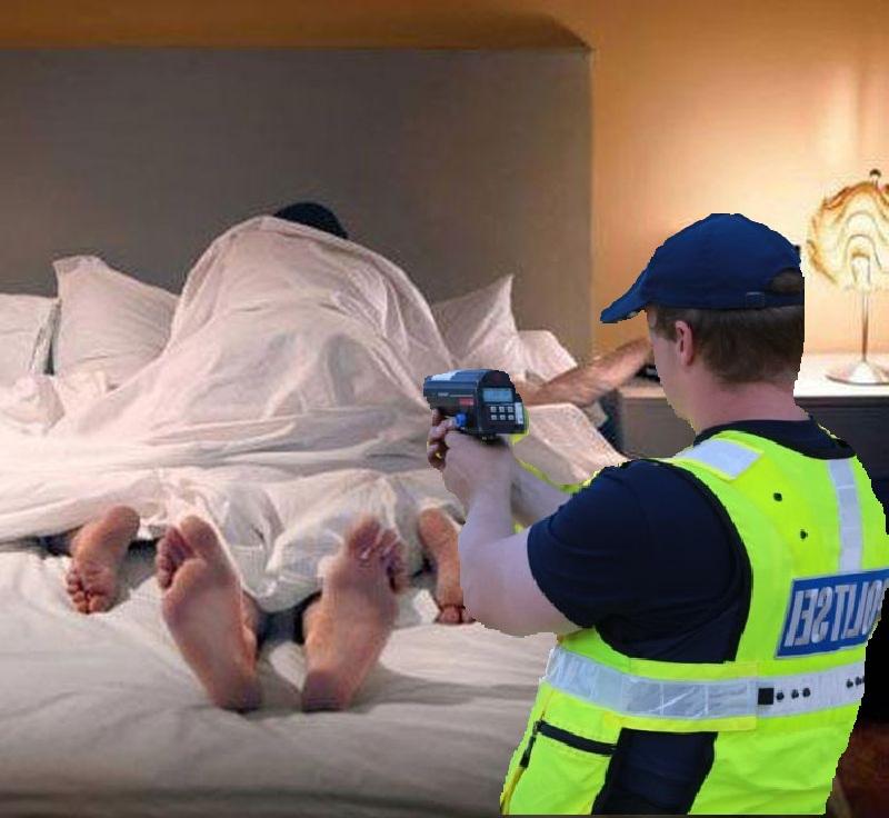 Politsei: pakume sünnitusele kiirustanud pereisale kompensatsiooniks järgmise lapse tegemise turvamist