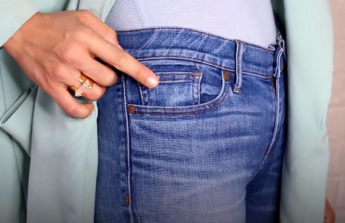 SELGUS MAJAS: avaldati tegelik põhjus, miks teksadel on väike tasku